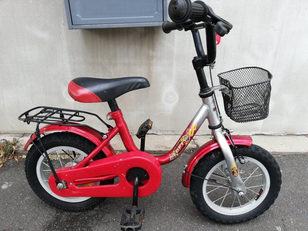 LOFTY 12″ kontrafékes kerékpár!