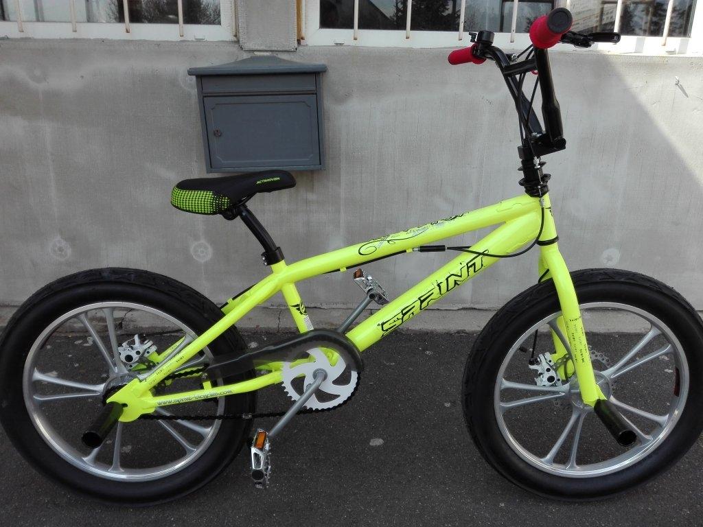 Új SPRINT BMX 20″ tárcsafékes kerékpár!