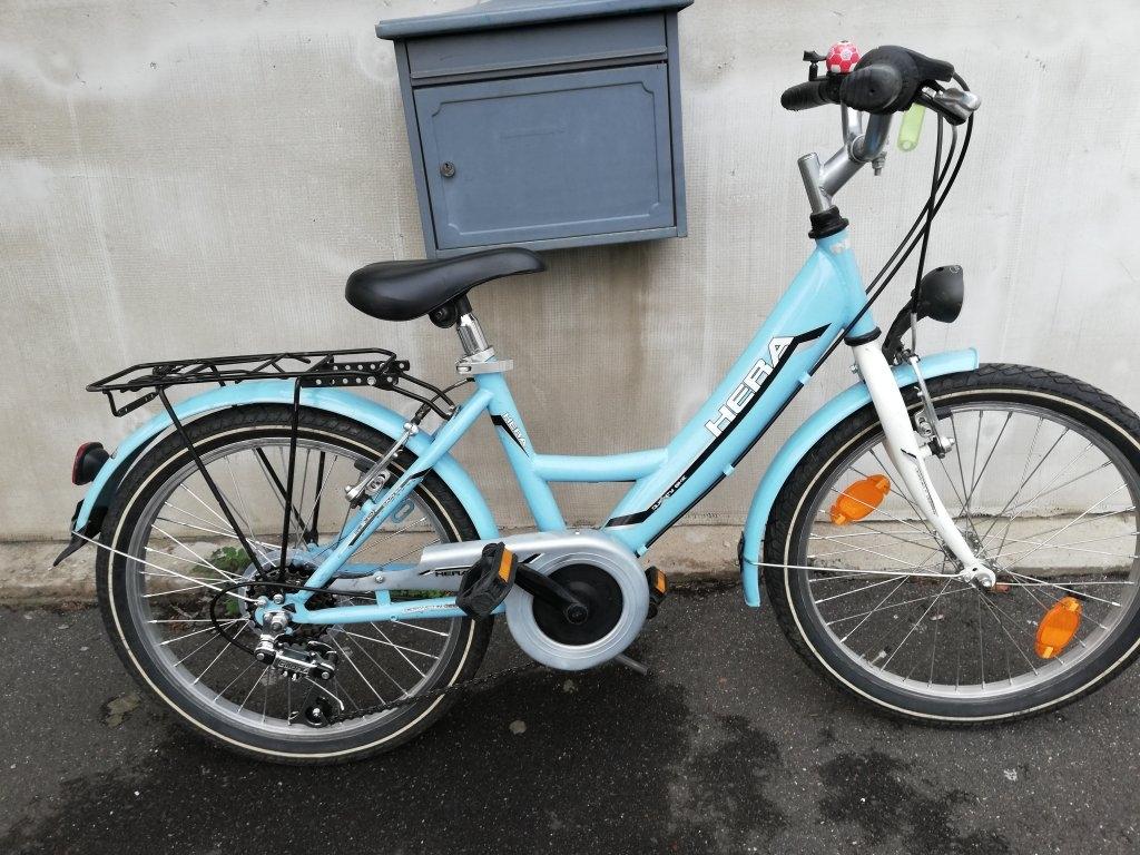 HERA 20″ Gyesek kerékpár!