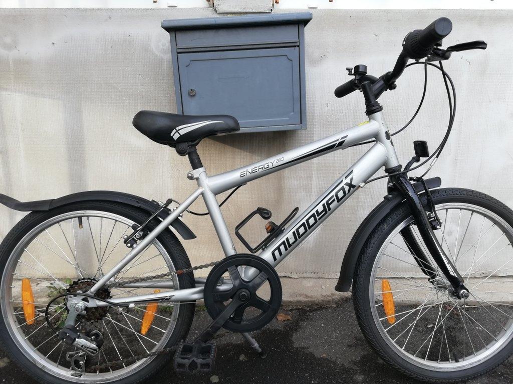 Újszerű MUOOYFOX ENERGY fiú 20″ kerékpár!