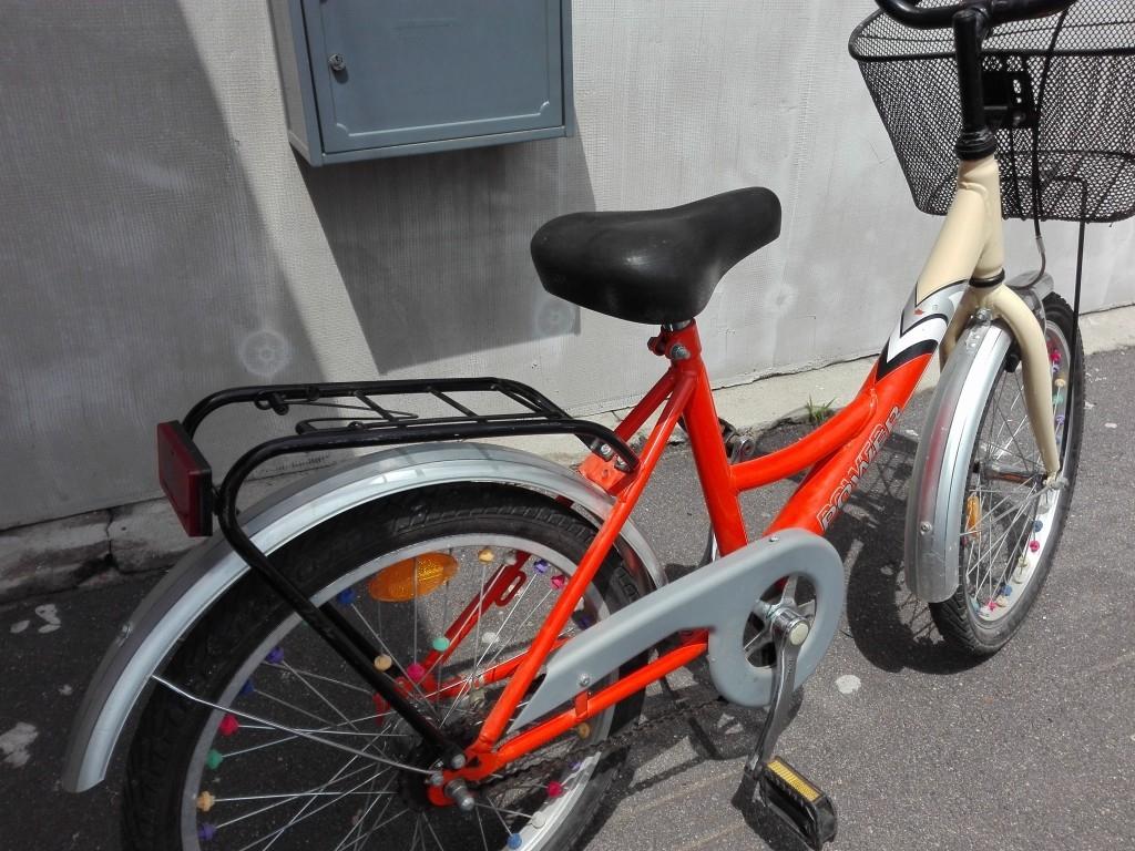 POWER 20″ lány kontrafékes kerékpár!