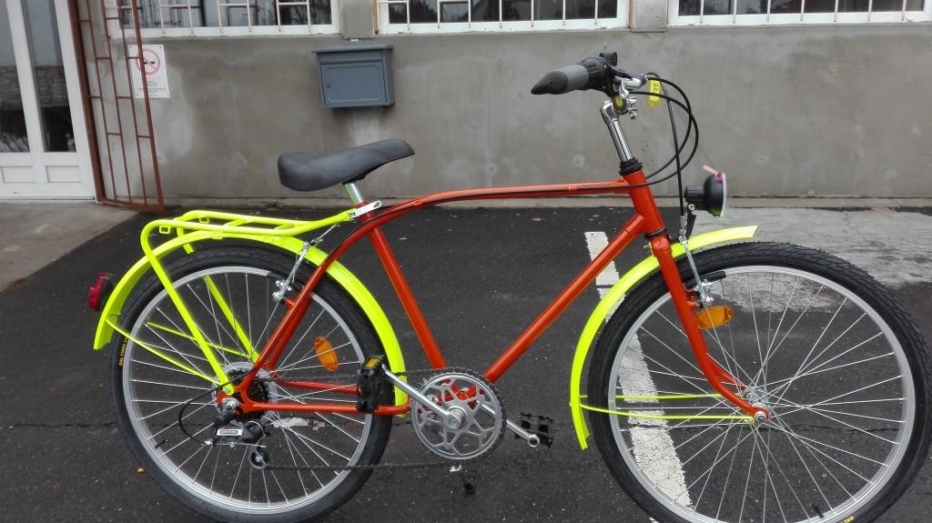 Teljesen felújítót B CRUISER 24″ kerékpár!