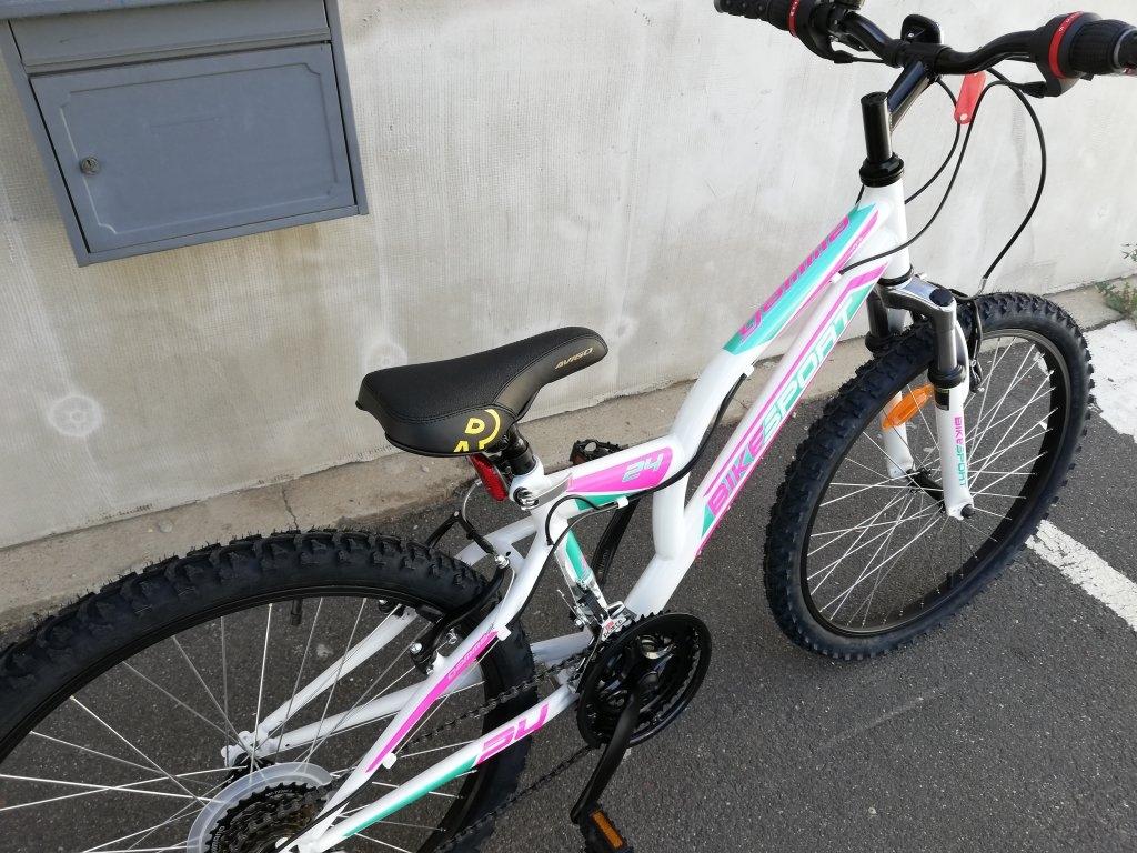 Új Bikesport Gamma 24″ kerékpár!