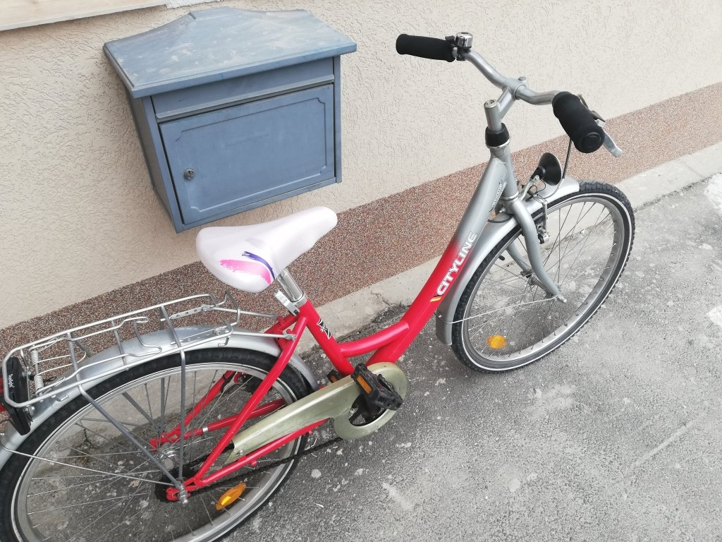 CITYLINE 24″ kontrafékes kerékpár!