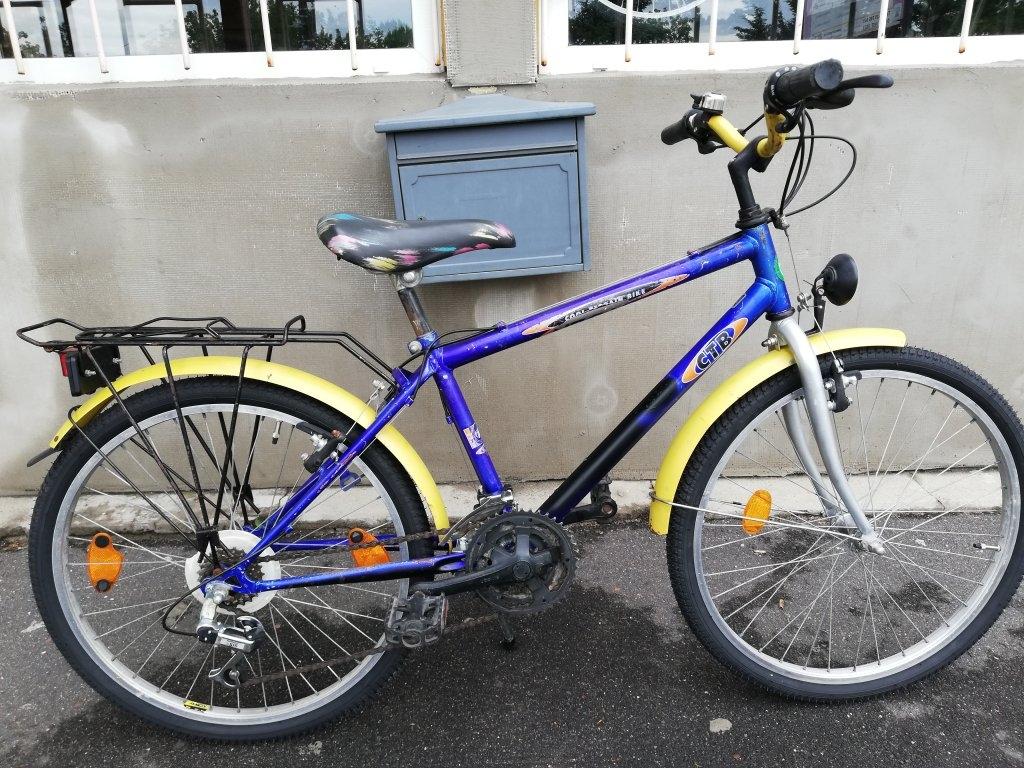 CTB 24″ ffi kerékpár!