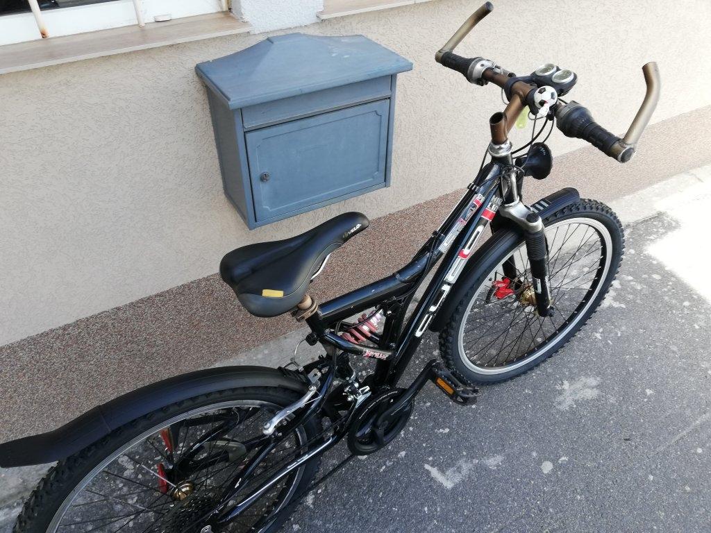CYCO 24″ aluvázas őszteleszkópos kerékpár!