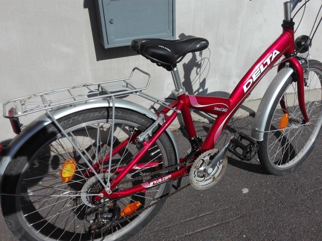 DELTA trend 240 24″ aluvázas kerékpár!