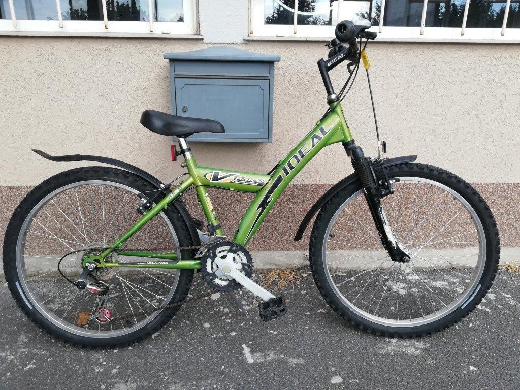 IDEAL 24″ ffi teleszkópos kerékpár!