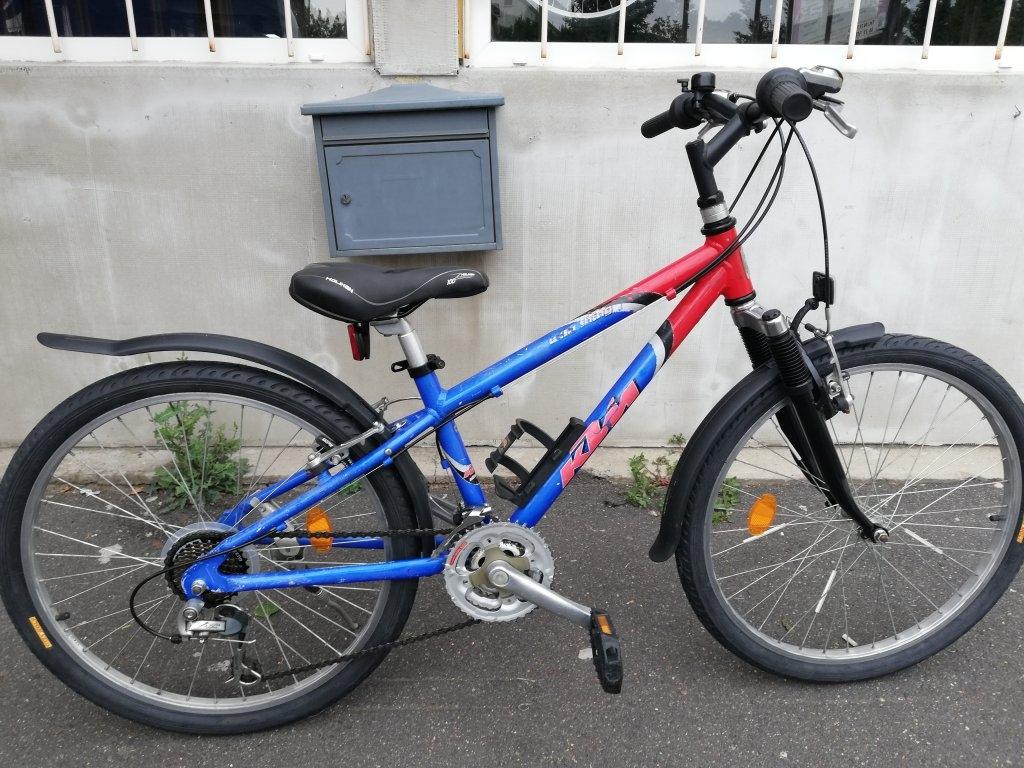 KTM 24″ ffi aluváza kerékpár!