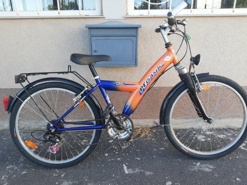 PEGAZUS 24″ gyerek kerékpár!