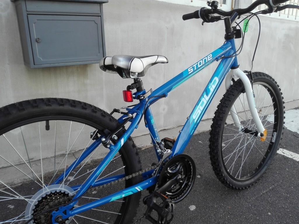 Új Solid Stone 24″ junior kerékpár!