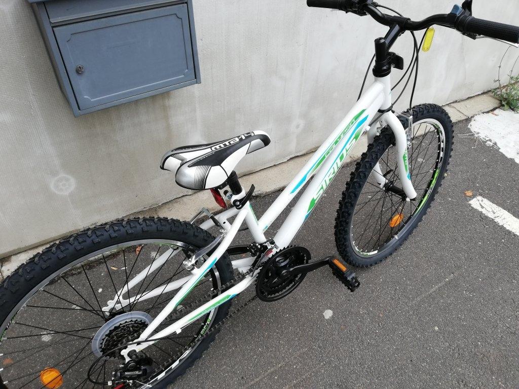 Új SPRINT calypso 24″ junior kerékpár!