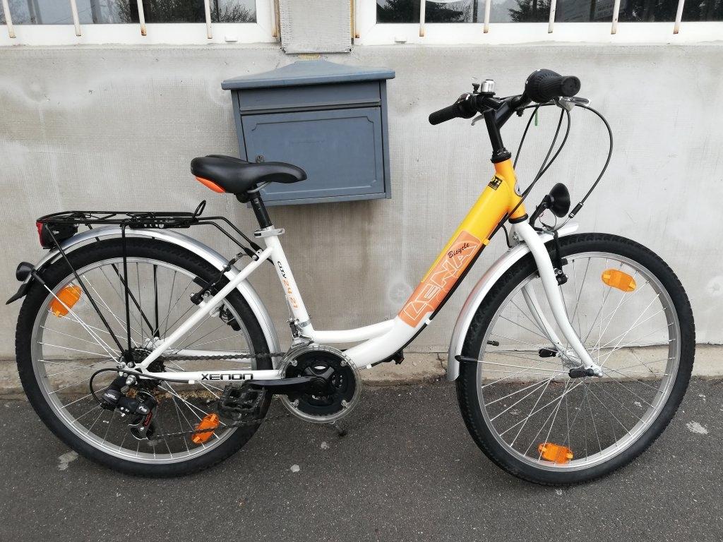 Újszerű XENON LENA 24″ city kerékpár!