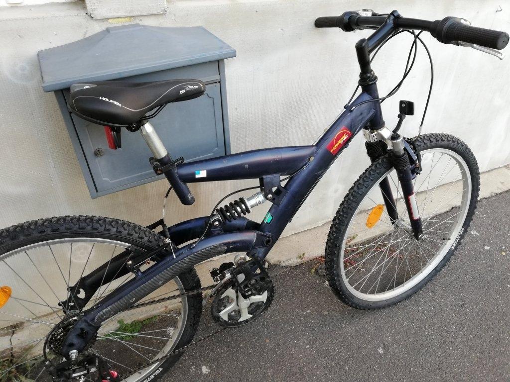 BALLISTIC 26″ ffi őszteleszkópos kerékpár!