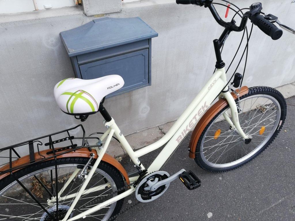 Új Biketek Oryx lette 26″ Női kerékpár!