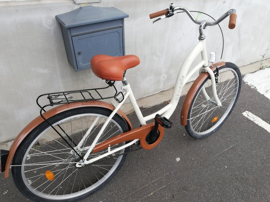 Új CEASSIC 26″ Női kontrafékes kerékpár!