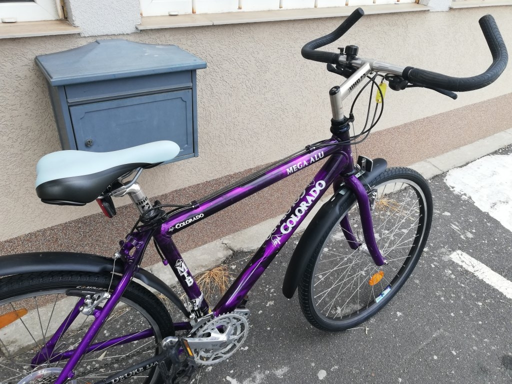 Újszerű COLORADO MEGA 26″ ffi aluvázas kerékpár!