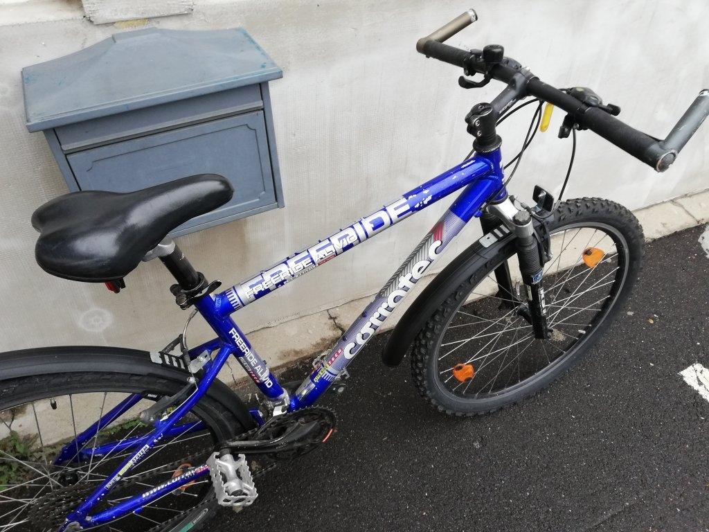 CORROTEC 26″ aluvázas kerékpár!
