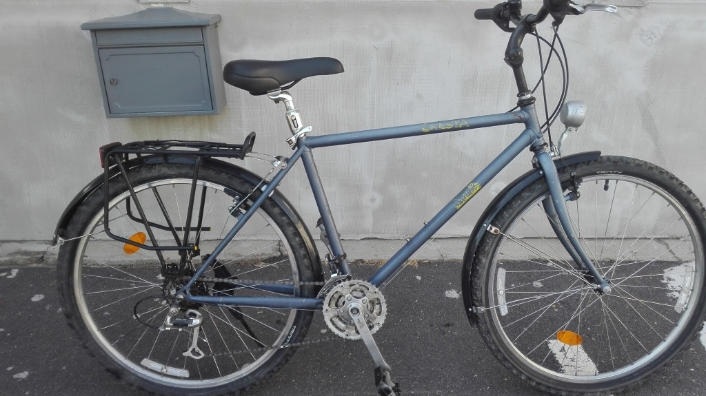 CRESTA 26″ kerékpár!