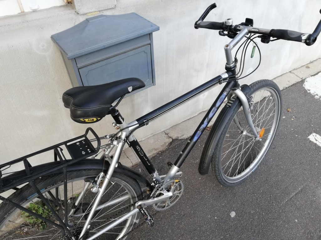 CYCO BULL 26″ ffi kerékpár!