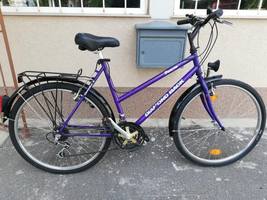 Újszerű DIAMOND BACK 26″ Női kerékpár!