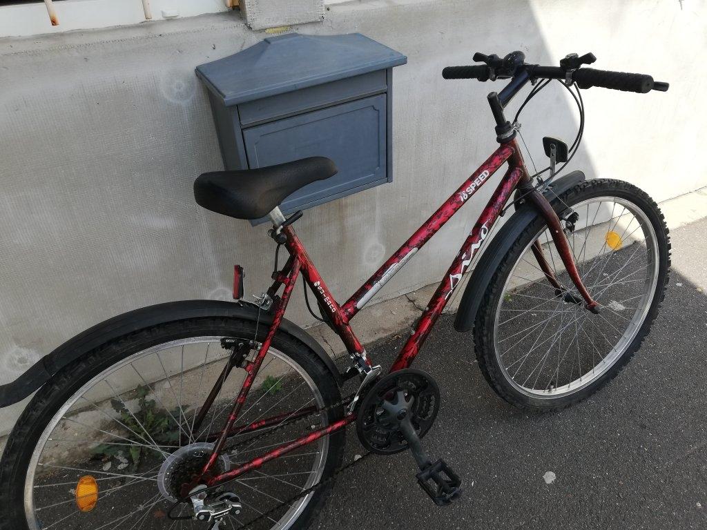 DINO 26″ Női kerékpár!