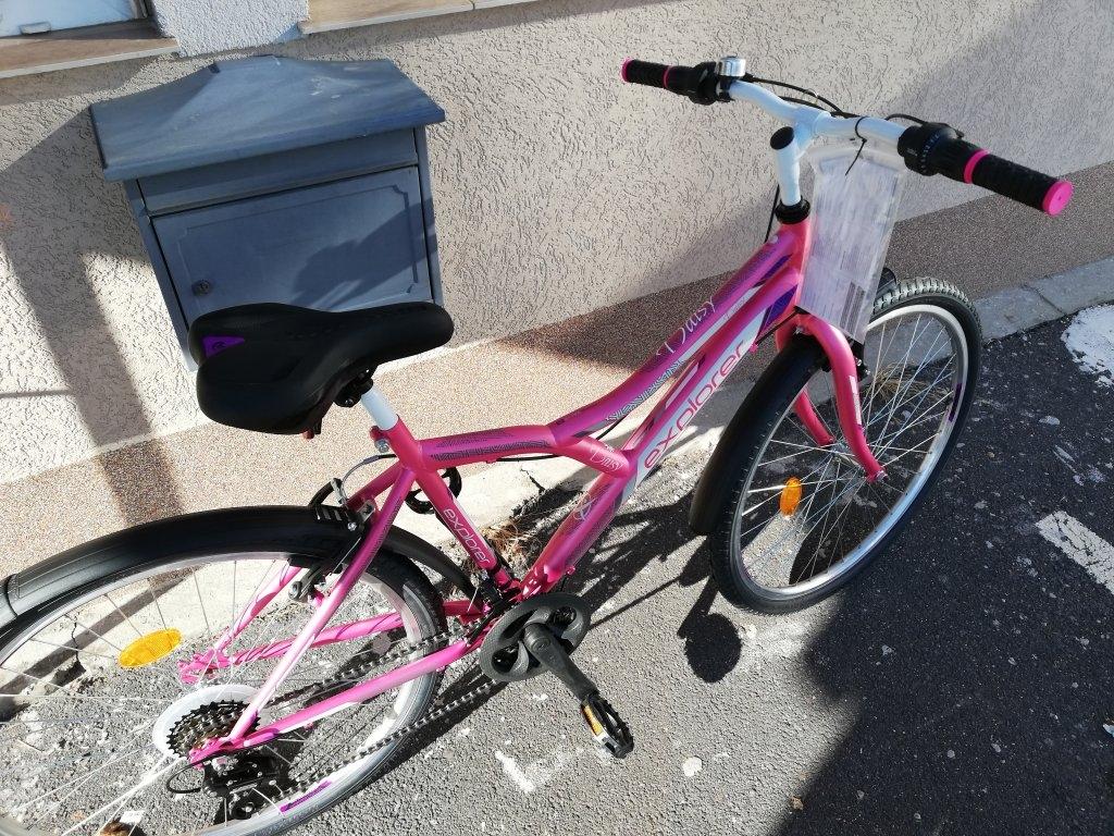 Új EXPLORER DAISY 26″ Női kerékpár!