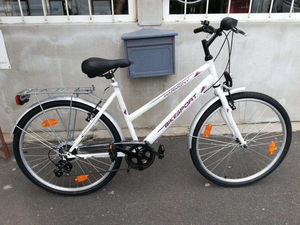 Új HARMONY BIKESPORT 26″ Női kerékpár!