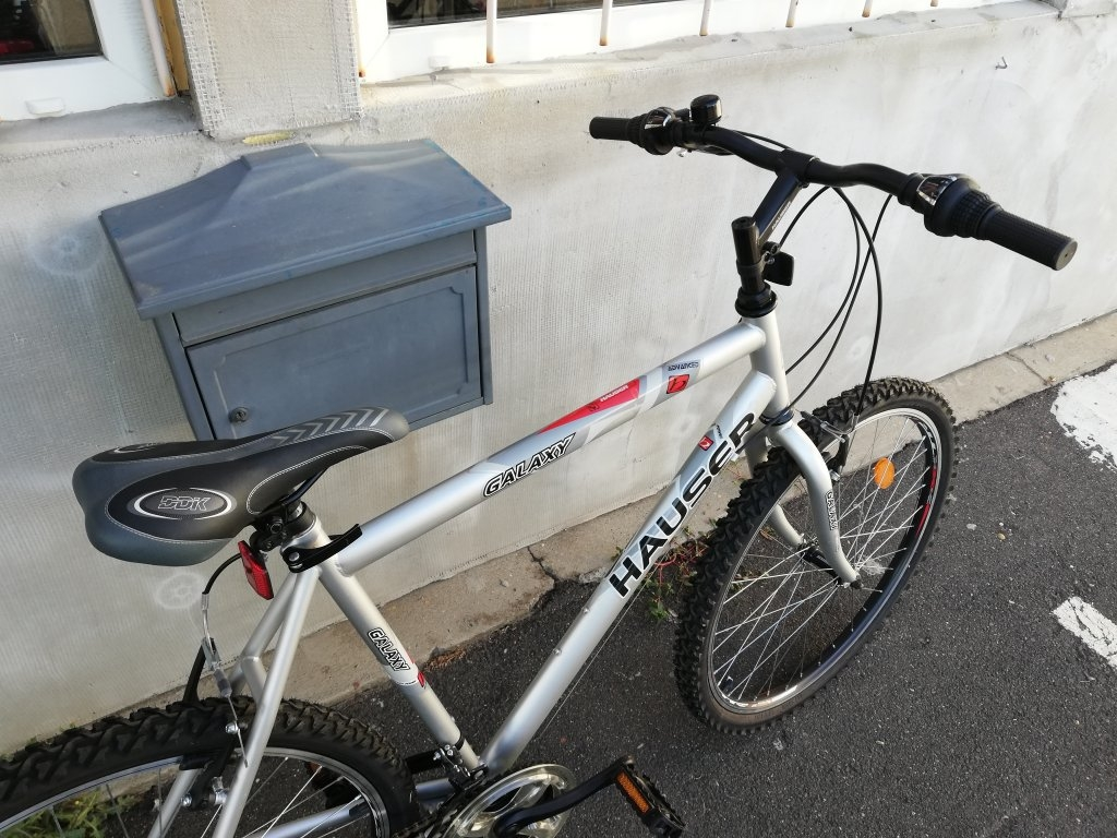 Új HAUSER GALAXY 26″ ffi kerékpár!