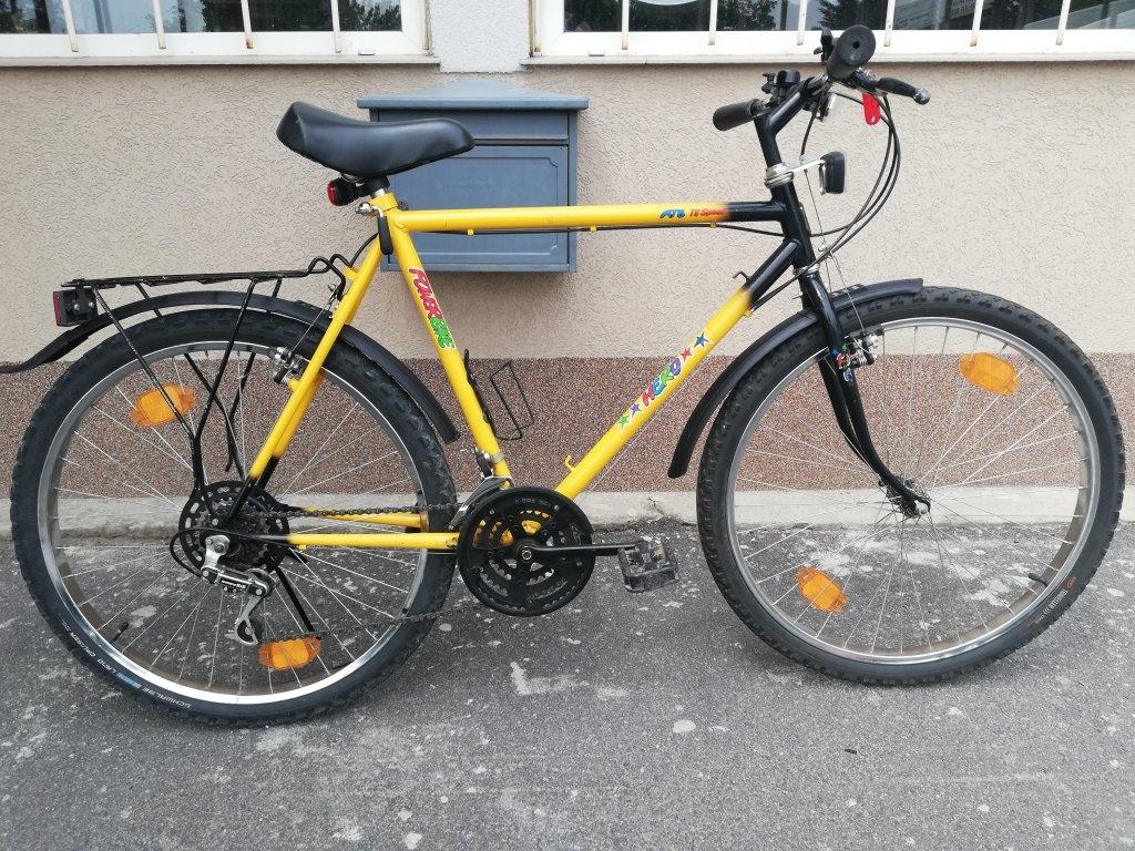 HERO CYCLES 26″ ffi kerékpár!
