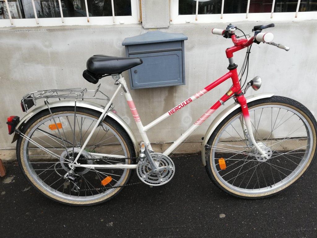 HERCULES 26″ Női kerékpár!