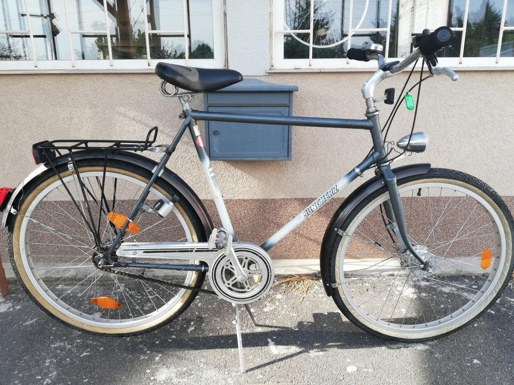 JUNGHERZ 26″ ffi agyváltós kerékpár!