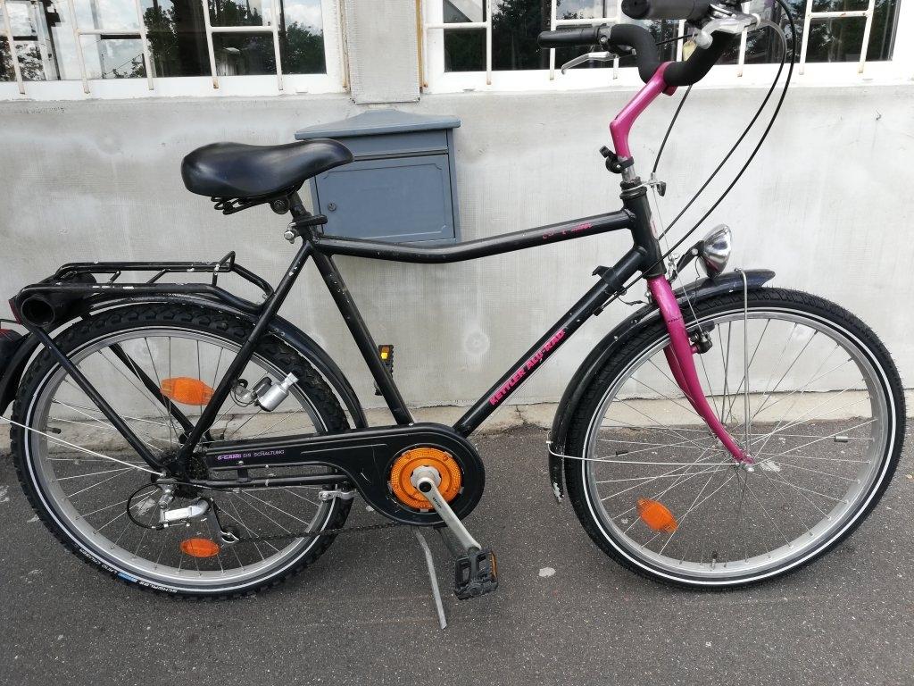 KETTLER city cruiser 26″ ffi aluvázas kerékpár!