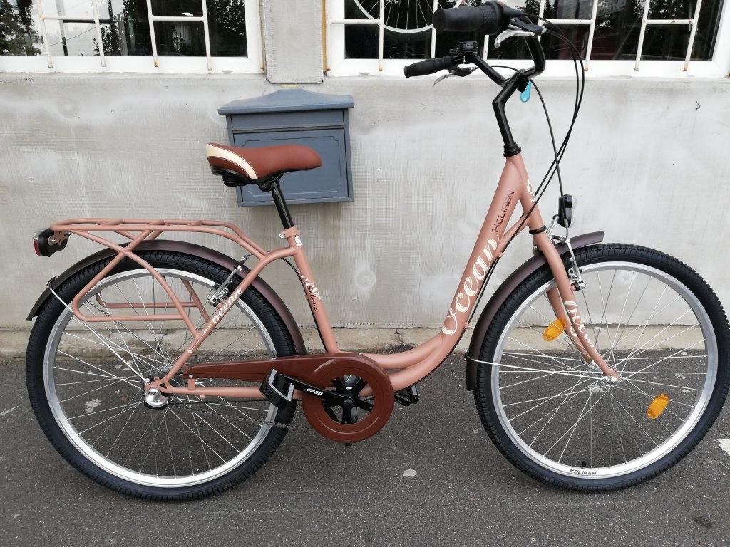 Új Koliken Ocean 26″ Női agyváltós kerékpár!