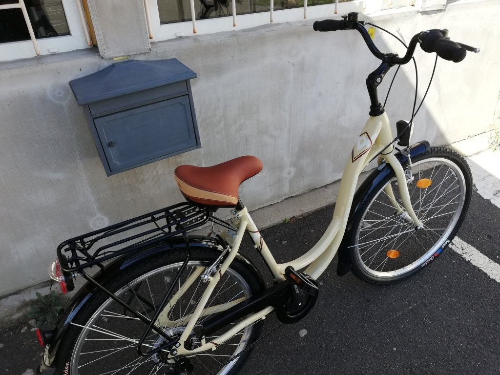 Új KOLIKEN SweetBike 26″ Női kerékpár!