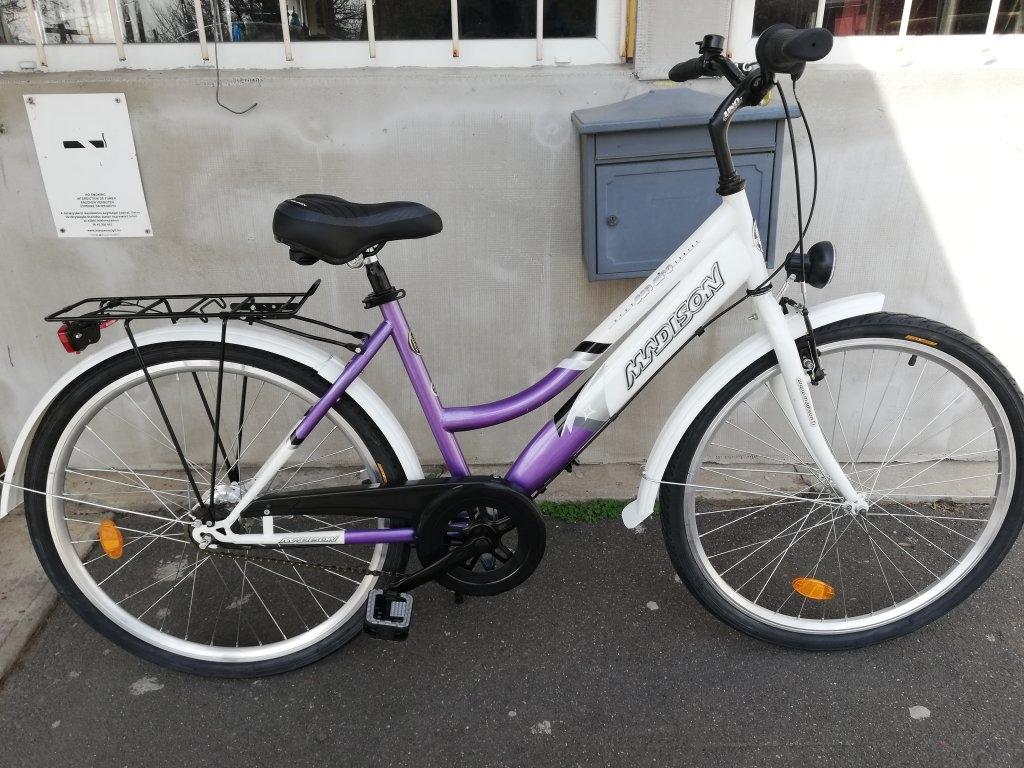 Új MADISON 26″ Női agyváltós kerékpár!