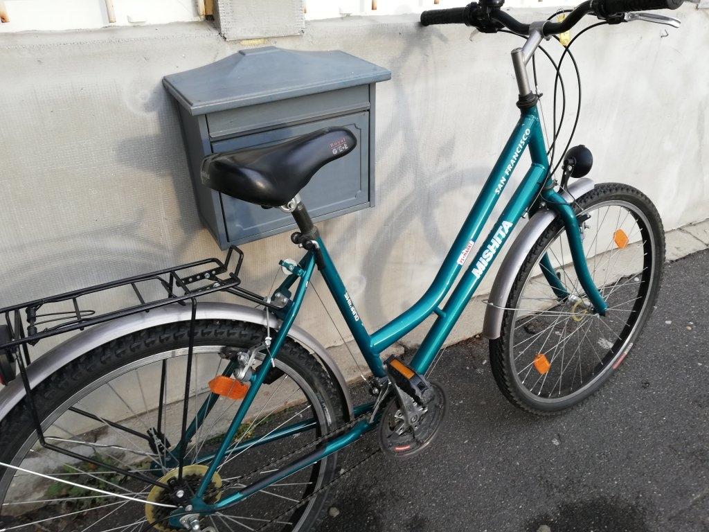 MISHITA SAN FRANCISCO 26″ Női kerékpár!