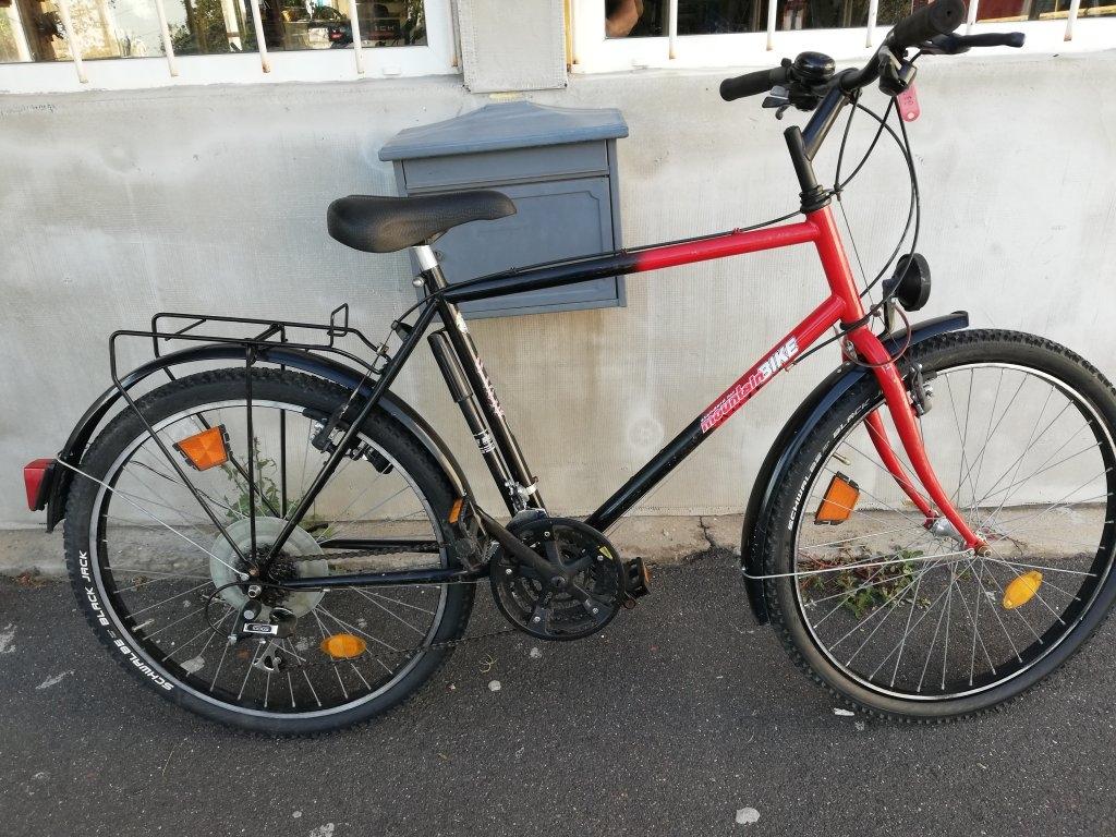MOUNTAIN BIKE 26″ ffi kerékpár!
