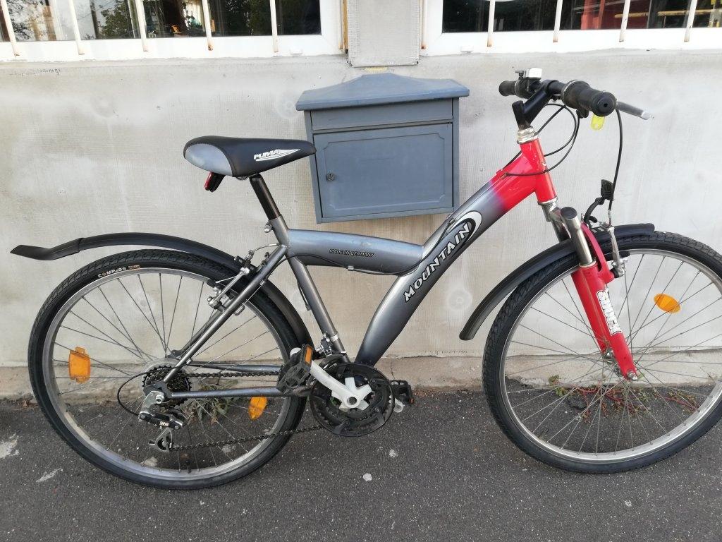 MOUNTAIN 26″ ffi kerékpár!