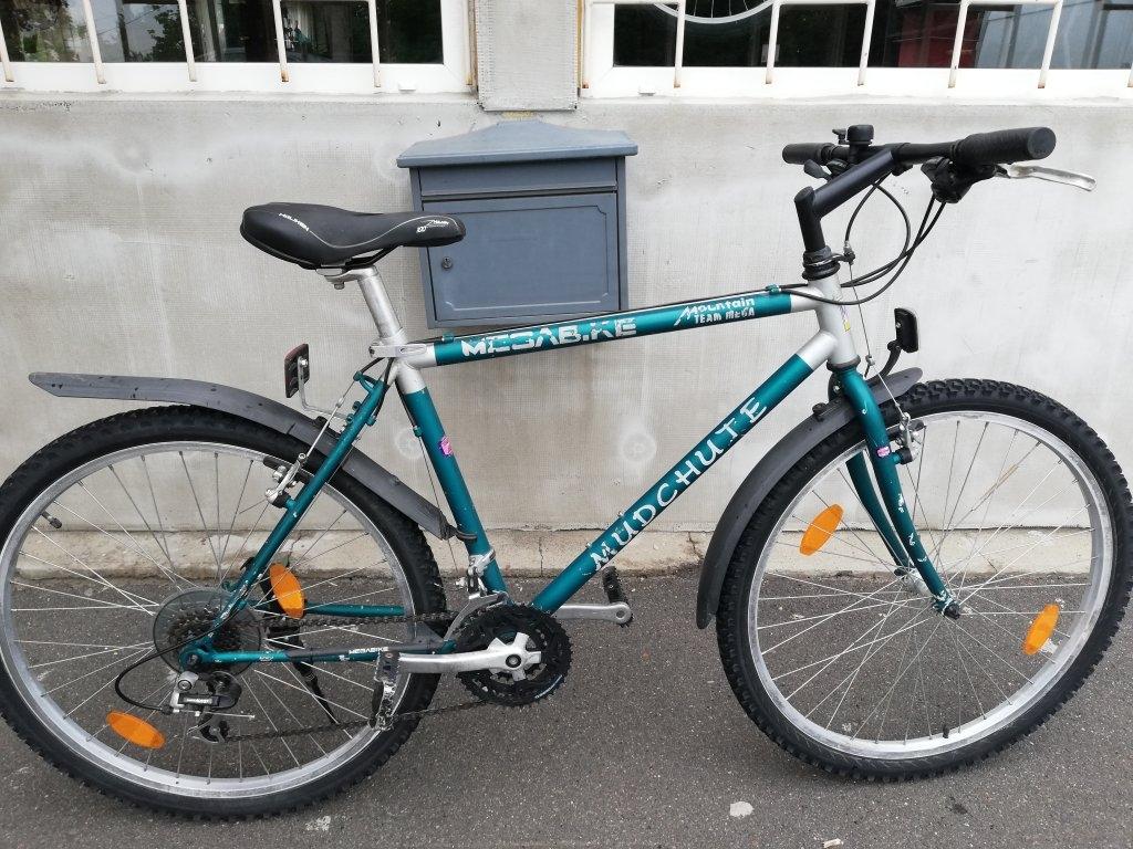 MUDCHUTE 26″ ffi kerékpár!
