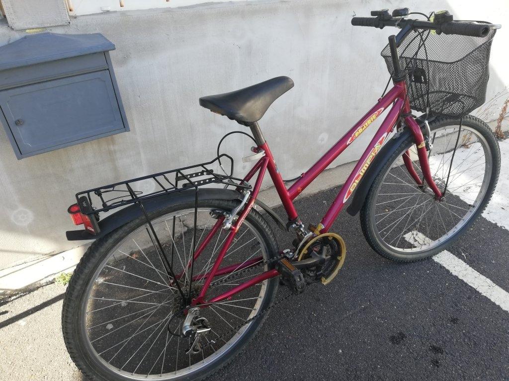 OLINPIA 26″ Női kerékpár!