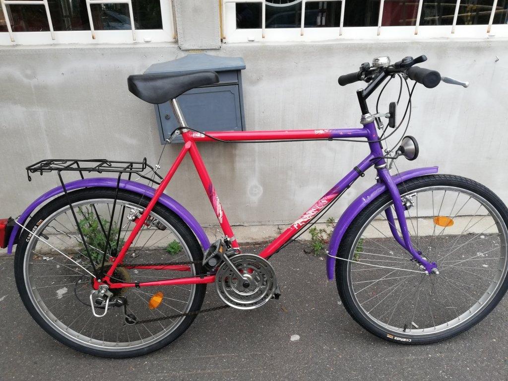 PEGASUS 26″ ffi kerékpár!