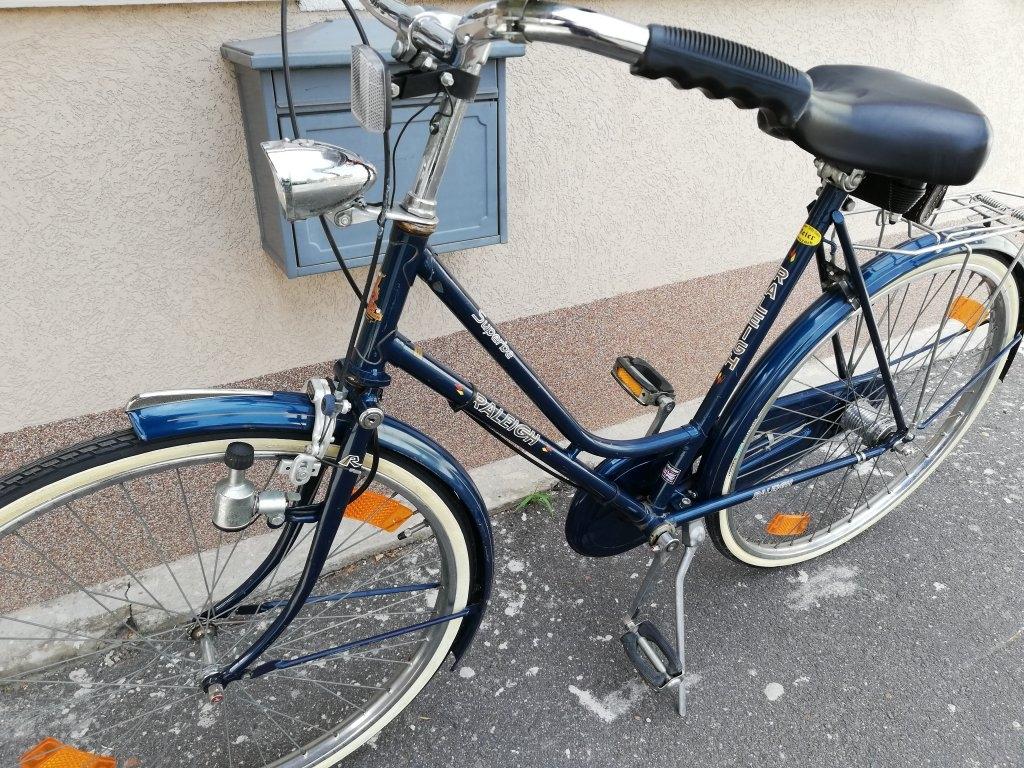 RALEIGH Suoerbe Retro 26″ Női agyváltós kerékpár!