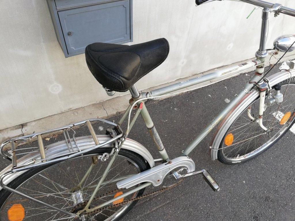 Retró RIXE 26″ ffi agyváltós szabadonfutós kerékpár!