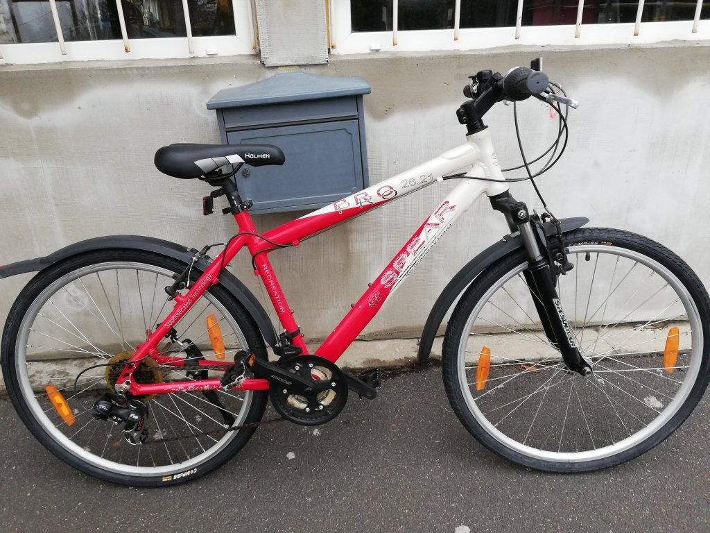 SPEAR 26-21 PRO 26″ aluvázas kerékpár!