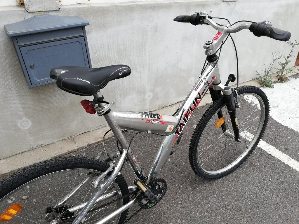 TAIFUN REMUS 26″ ffi aluvázas kerékpár!