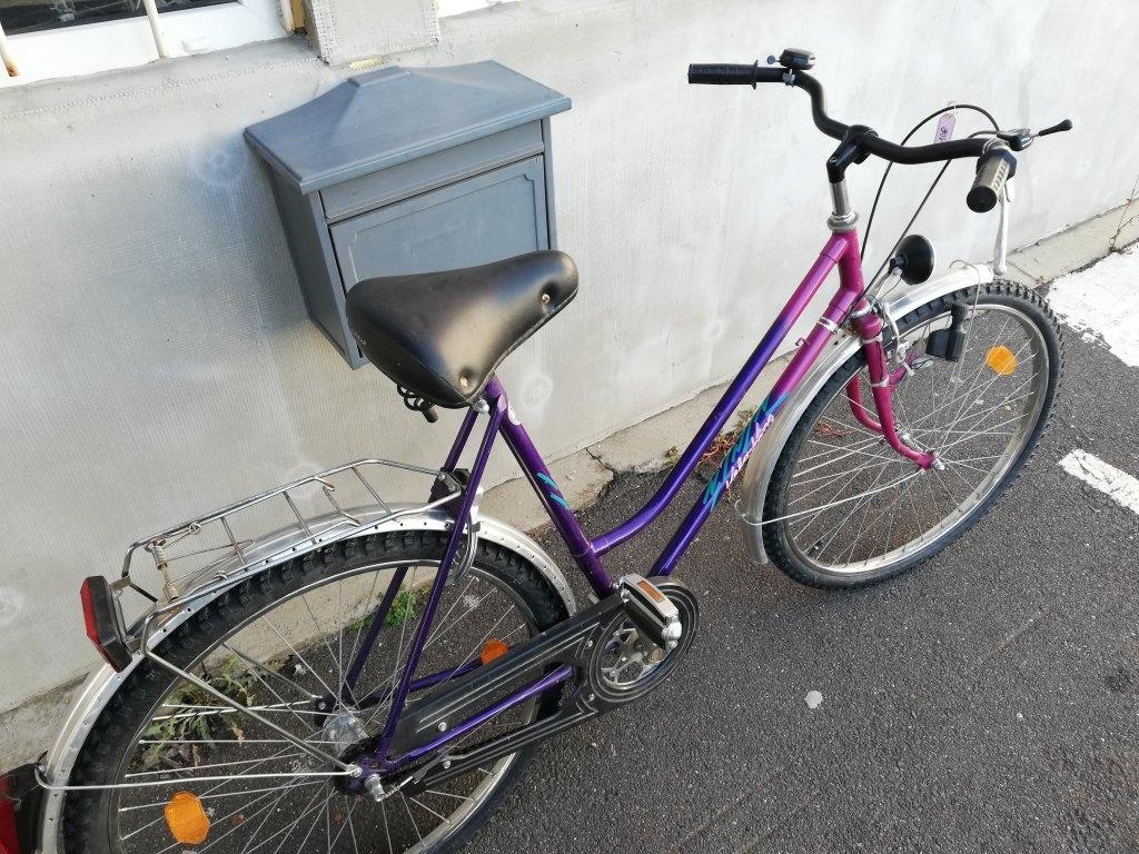 VELO-KING 26″ Női agyváltós kerékpár!