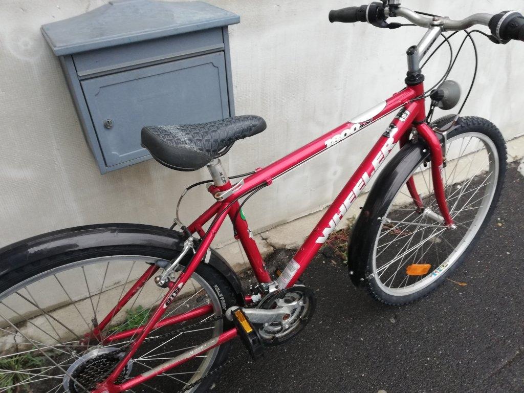 WHEELER 1800 26″ ffi kerékpár!