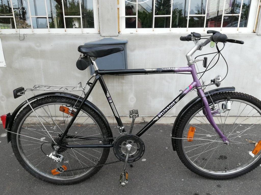 WELTKROME 26″ ffi kerékpár!