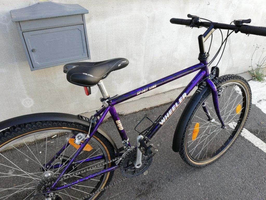 WHEELER 800 26″ ffi kerékpár!
